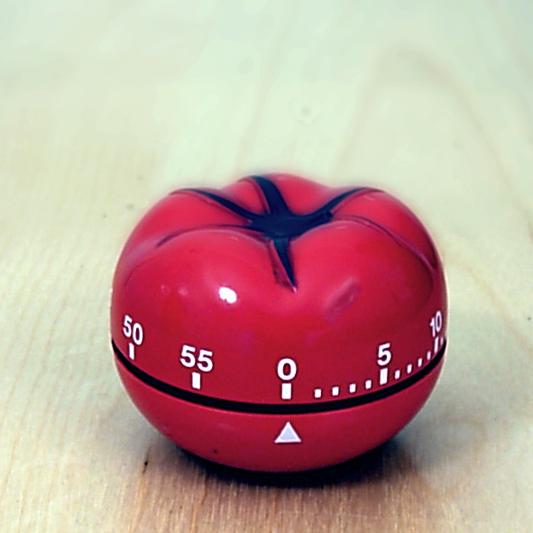 Using the pomodoro technique to increase your productivity